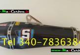 Yamaha R6 2006 2016 Terminale Scarico Con Slip – on Serdarevic TT-5