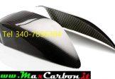 Protezioni Laterale Paraspigoli Serbatoio In Carbonio , Yamaha YZF R1 2015 – 2018 Tank Sliders