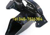 Condotto Aria Racing Airbox Ram Air Con Telaitto Anteriore Integrato Per Kawasaki ZX-10R 2011 2015