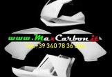 Carena Racing In Tessuto Di Vetroresina Per Aprilia RSV4 2009 – 2014