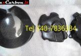Copri Carter Protezione Motore , In Carbonio Per Kawasaki ZX10R 2011 – 2019 Attaco A Vite