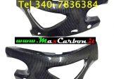 Copri Telaio In Carbonio Yamaha YZF R6 Anni 2003 2004 2005 ( Protrezione Paratelaio ) Frame Cover